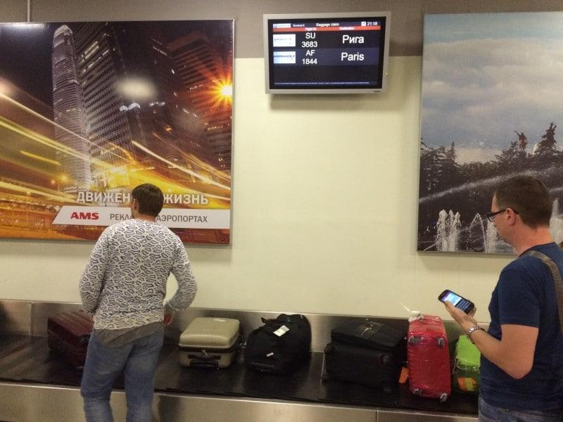 что значит билет на самолет без багажа