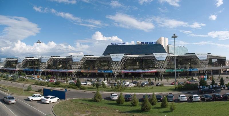 Название аэропорта в Сочи