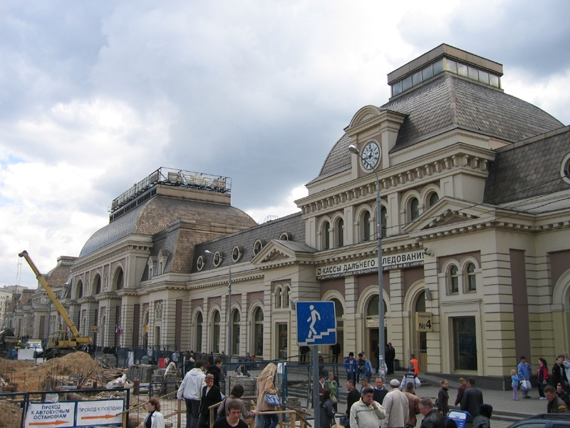 Добраться от Павелецкого вокзала до Шереметьево
