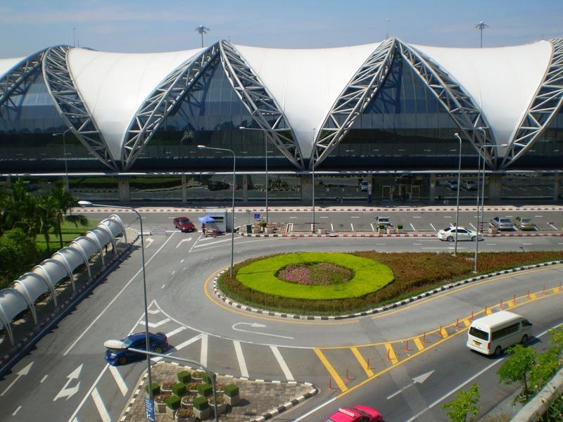 Сколько лететь из иркутска до бангкока