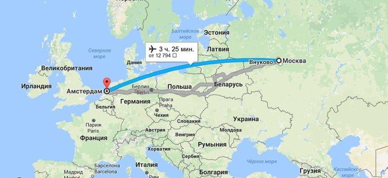 Москва италия время