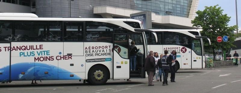 как добраться из аэропорта Бове в Бове