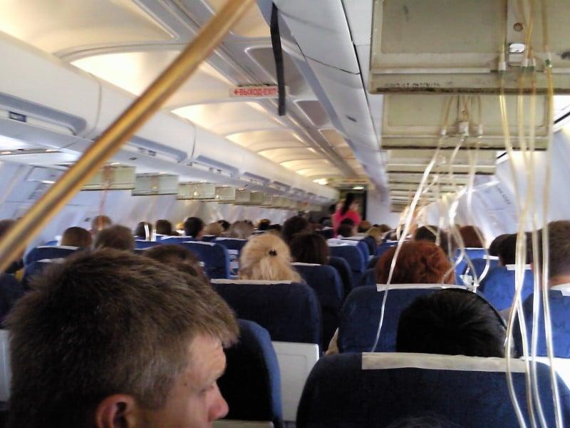 что происходит с человеком при разгерметизации самолета на высоте
