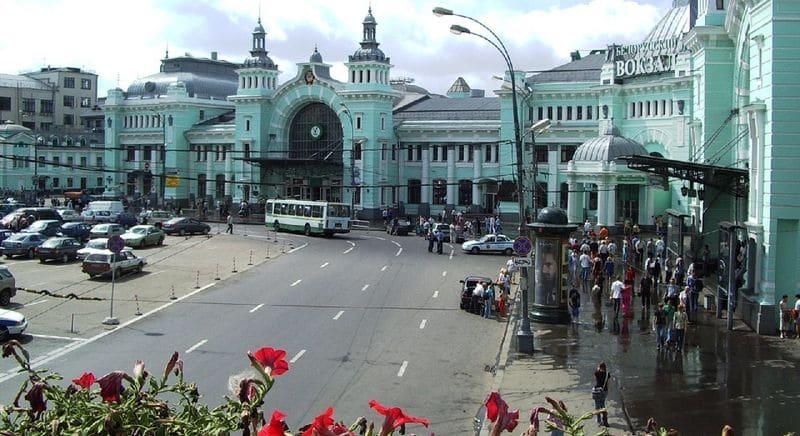 Как доехать с Белорусского вокзала до Домодедово
