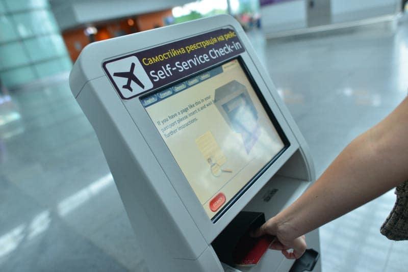 как распечатать посадочный талон в аэропорту