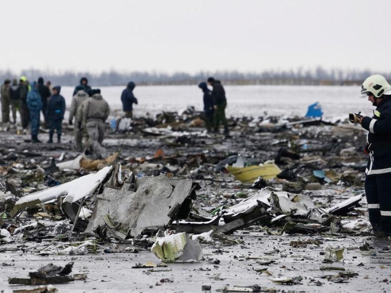 крупнейшие авиакатастрофы