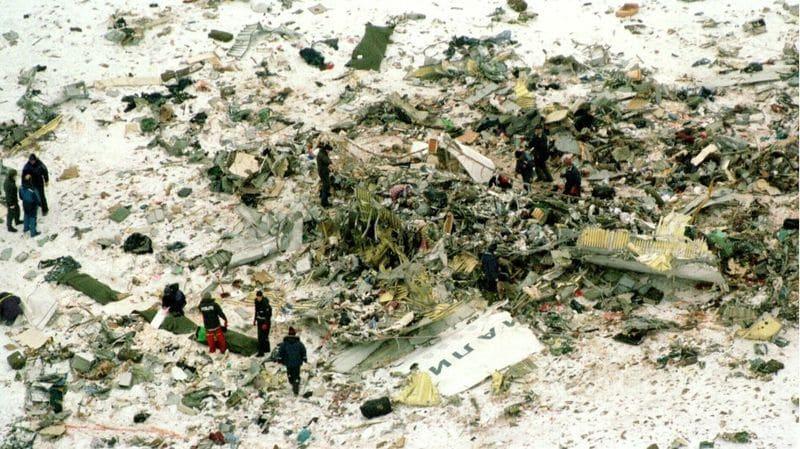 Крупнейшие авиакатастрофы России