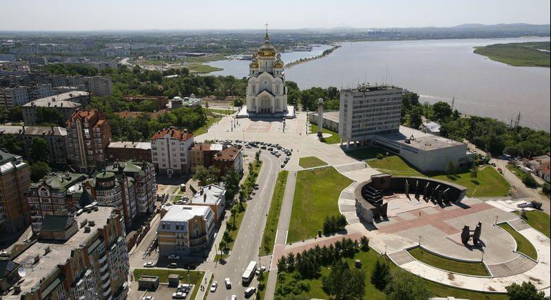 Перелет Хабаровск – Москва
