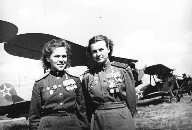 женщины пилоты в России