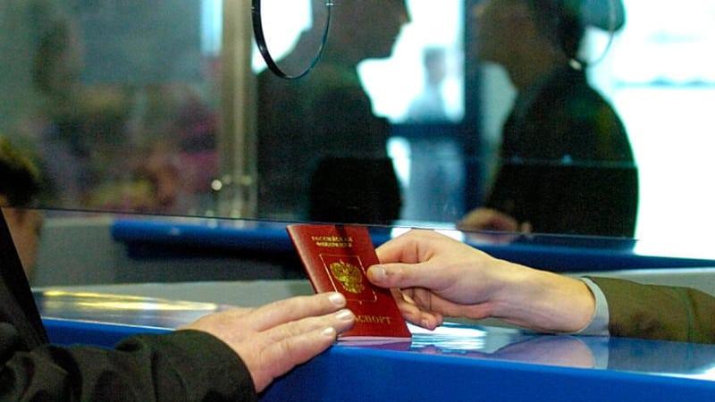 как проходит паспортный контроль в аэропорту