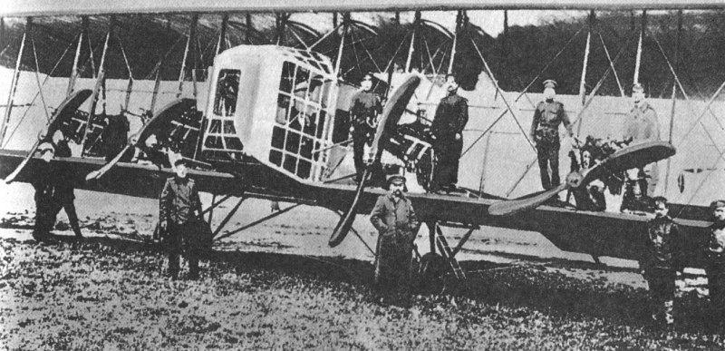 первый пассажирский самолет в мире
