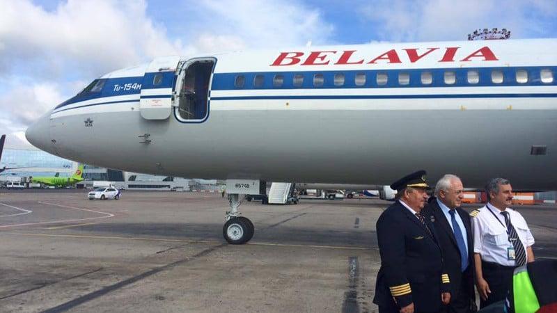 Сколько лететь Москва – Минск