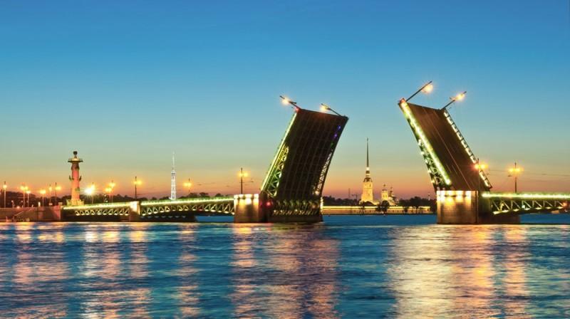 сколько стоит билет на самолет в Санкт-Петербург