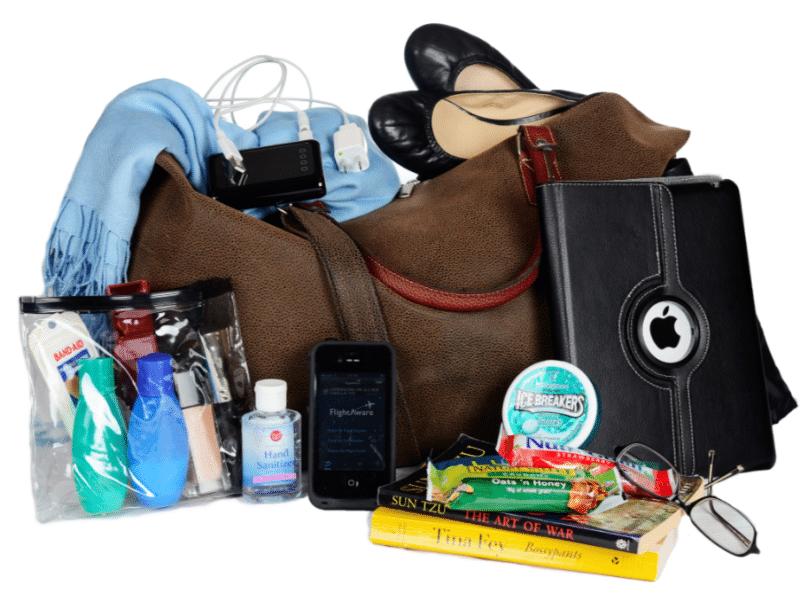 размер багажа на самолет Аэрофлот эконом класс