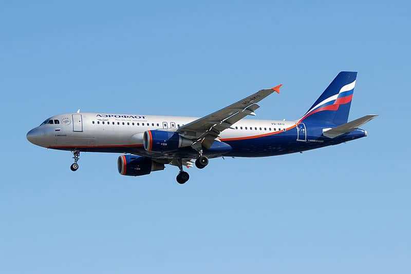 Характеристики самолета А320