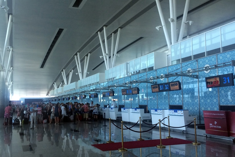Схема аэропорта энфида