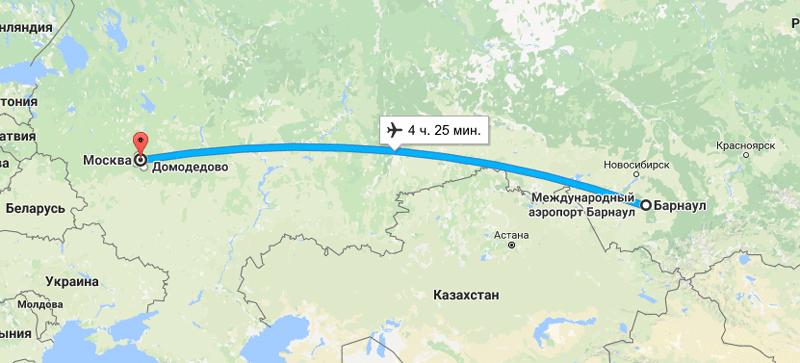 Сколько лететь от санктпетербурга до казани