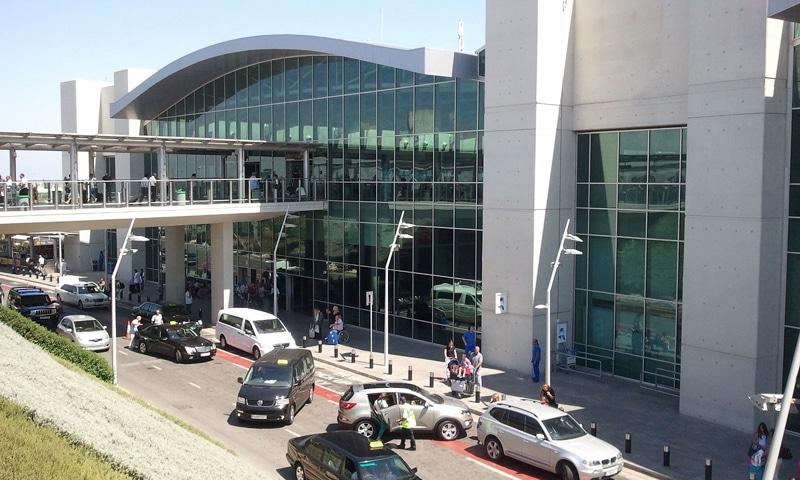Ближайший аэропорт Айя Напа