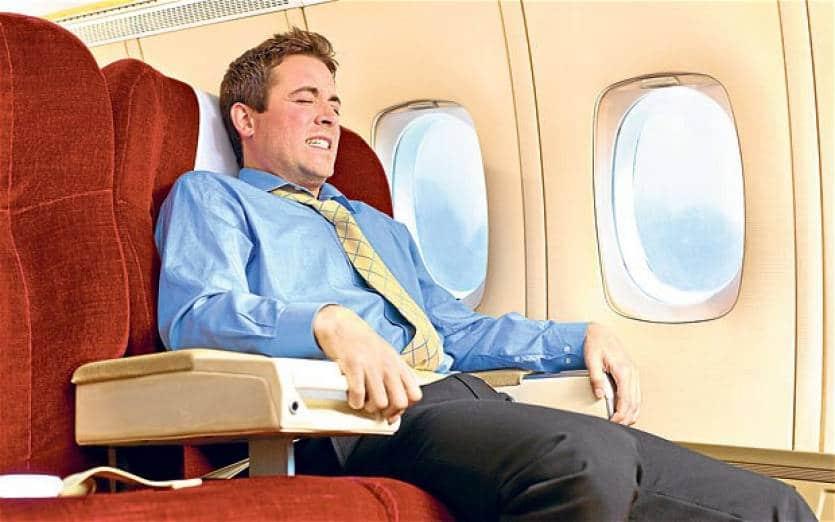 Побороть страх полета на самолете