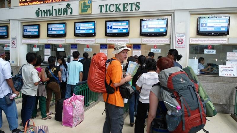 Когда лететь в Таиланд