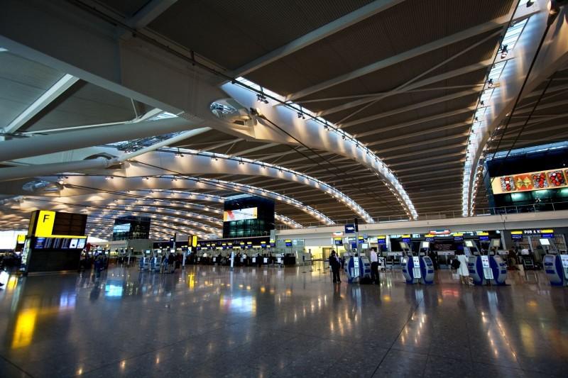Самый лучший аэропорт в мире