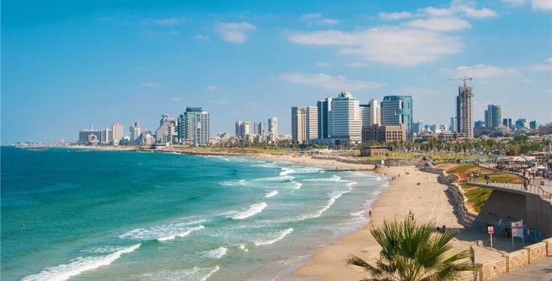 стоимость перелета в Израиль из Москвы