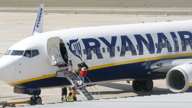 ручная кладь Ryanair