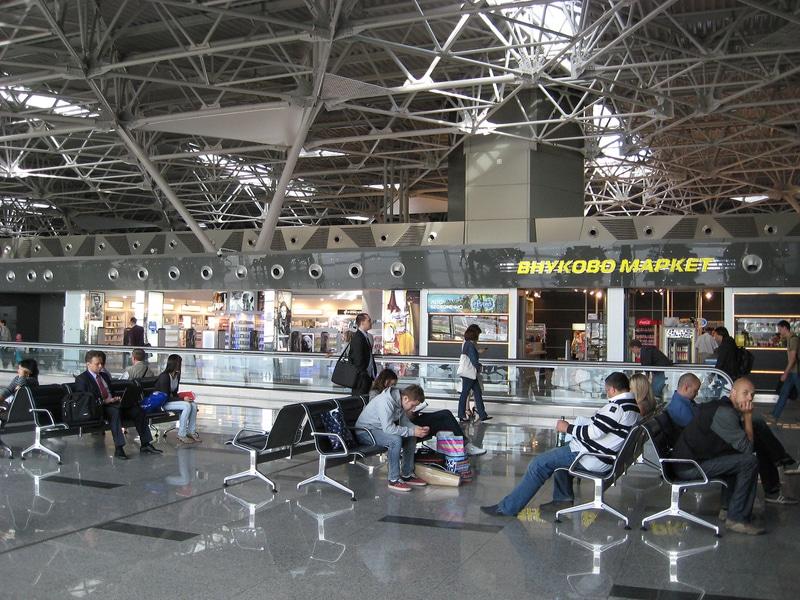 Крупнейшие аэропорты России