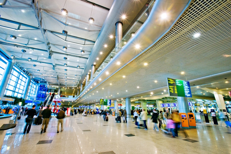 Какой аэропорт самый большой в Москве