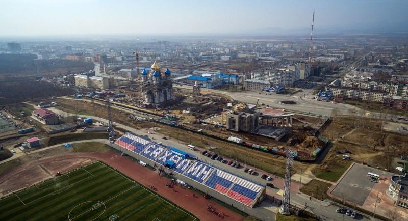 сколько лететь до Сахалина из Москвы