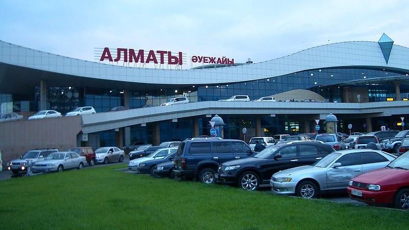Время полета Москва - Алмата