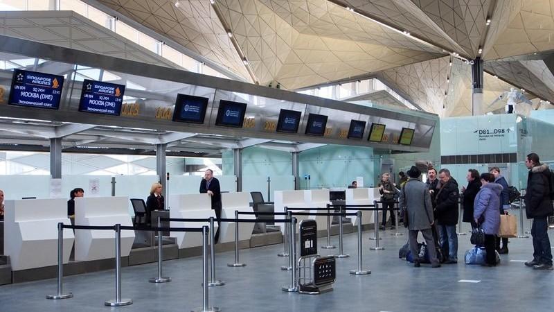 схема терминалов аэропорта Пулково