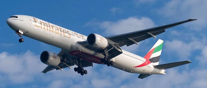 Боинг 777-300 ER схема салона Эмирейтс лучшие места