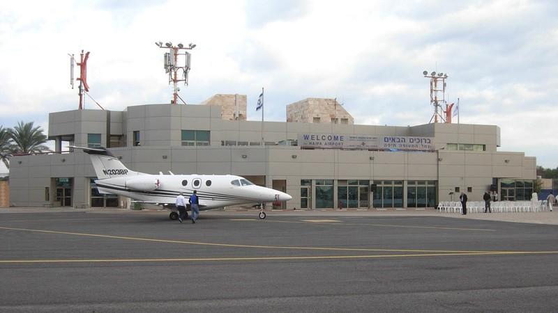 Список аэропортов Израиля