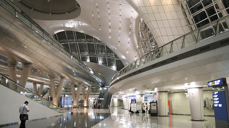 Сколько лететь от Москвы до Сеула