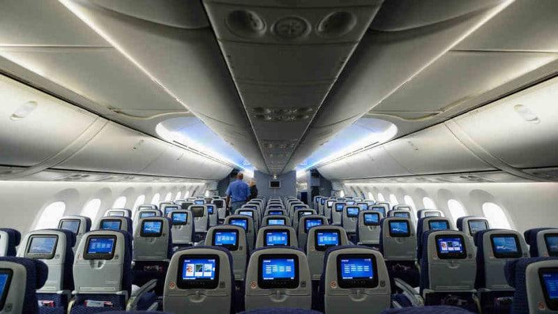 Боинг 787-800 фото