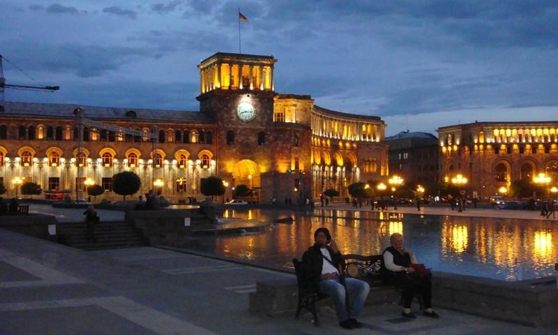 Сколько стоит авиабилет Москва - Ереван