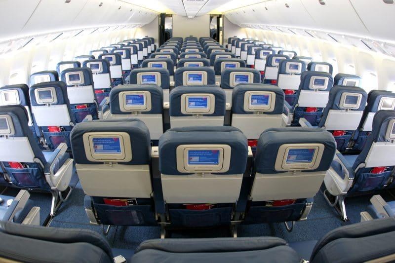 Боинг 767-200 схема салона лучшие места