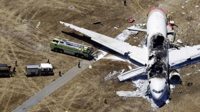 как часто падают самолеты статистика