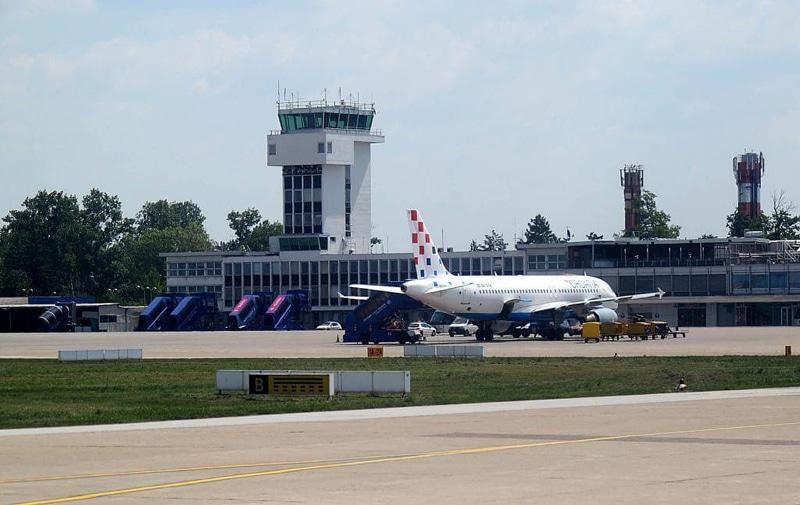 Международные аэропорты Хорватии