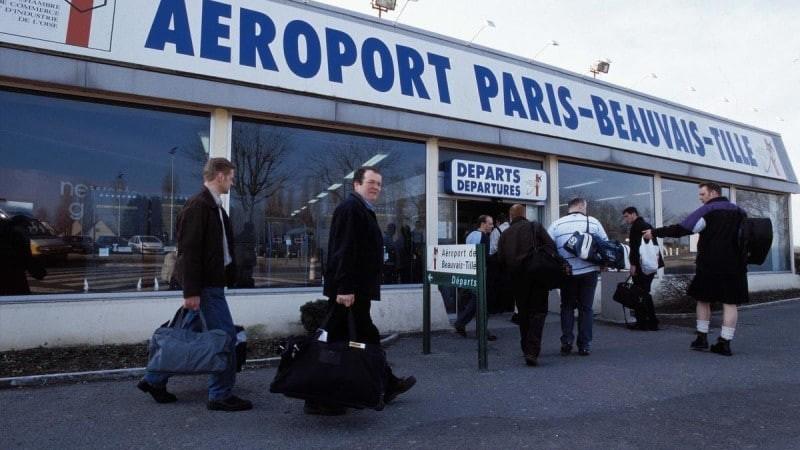 список аэропортов Франции
