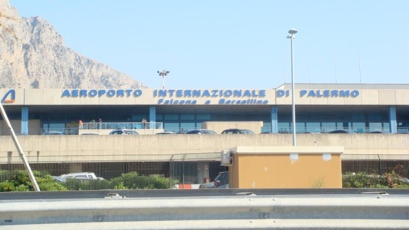 название аэропортов Сицилии