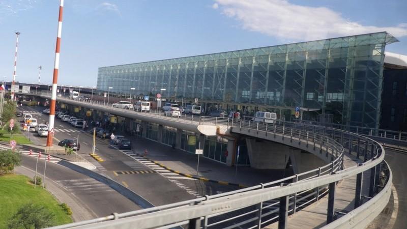 аэропорт прилета Сицилии