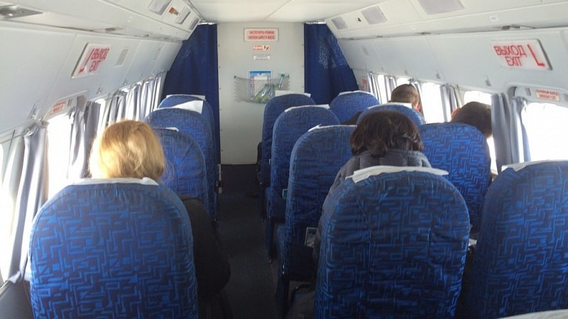 самолет Л-410 фото