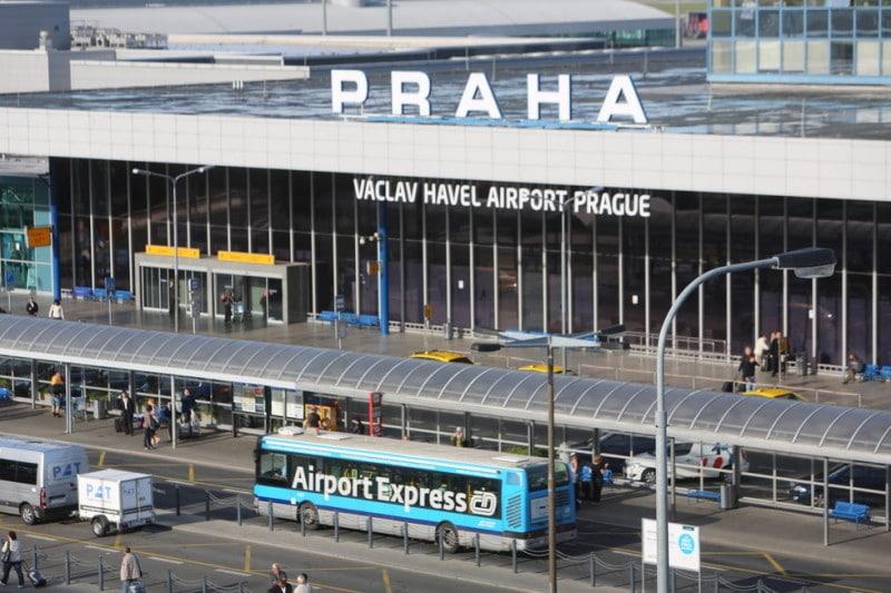 название аэропорта в Праге