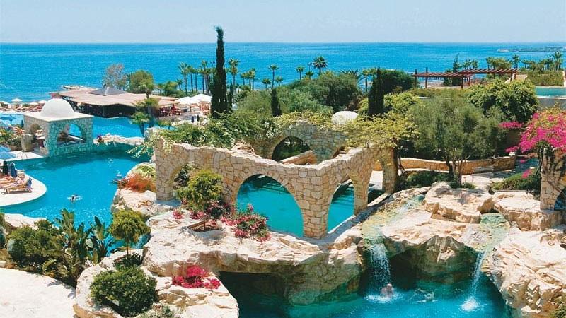время полета Самара - Кипр