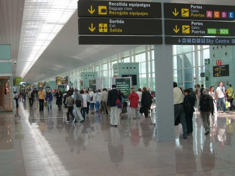Время полета Екатеринбург - Барселона