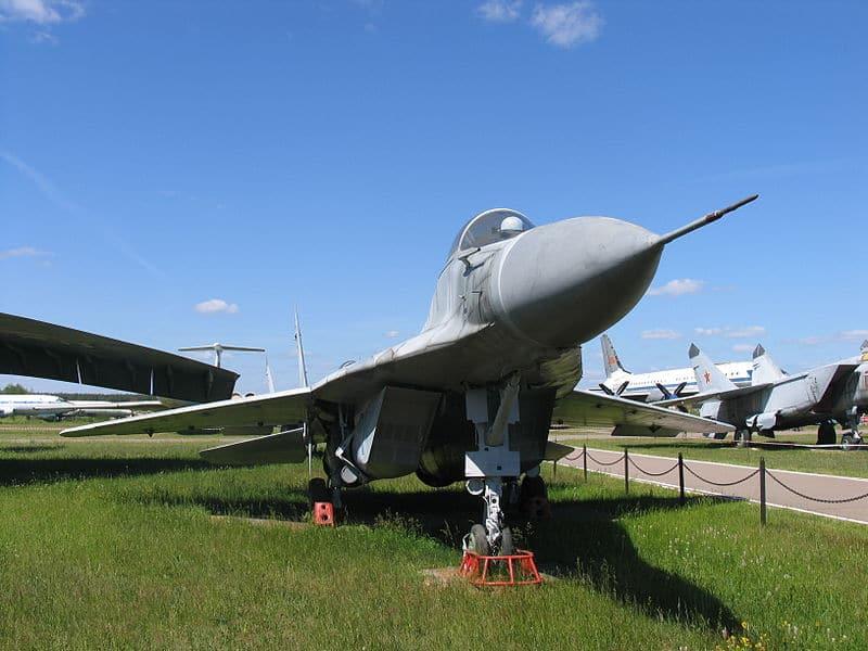 Технические характеристики МиГ-29