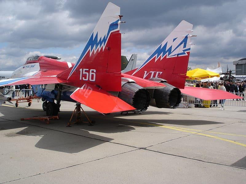 ТТХ МиГ-29