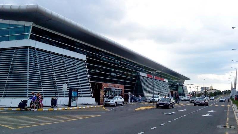 в каких городах Грузии аэропорты